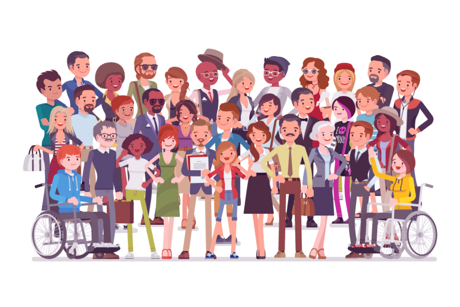 inclusion policies in virtual work spaces
