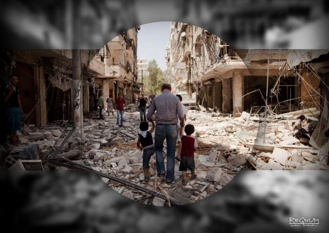 Сирия: после Идлиба Дамаск будет «выселять» коалицию во главе с США