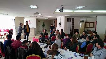 Antalya Şubesinde Sistematik Eğitimler Devam Ediyor.