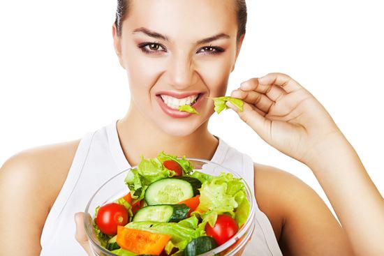 การเลือกทานผักและผลไม้ที่มีไฟเบอร์สูง
