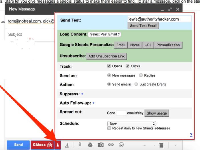 Como fazer um e mail marketing no gmail