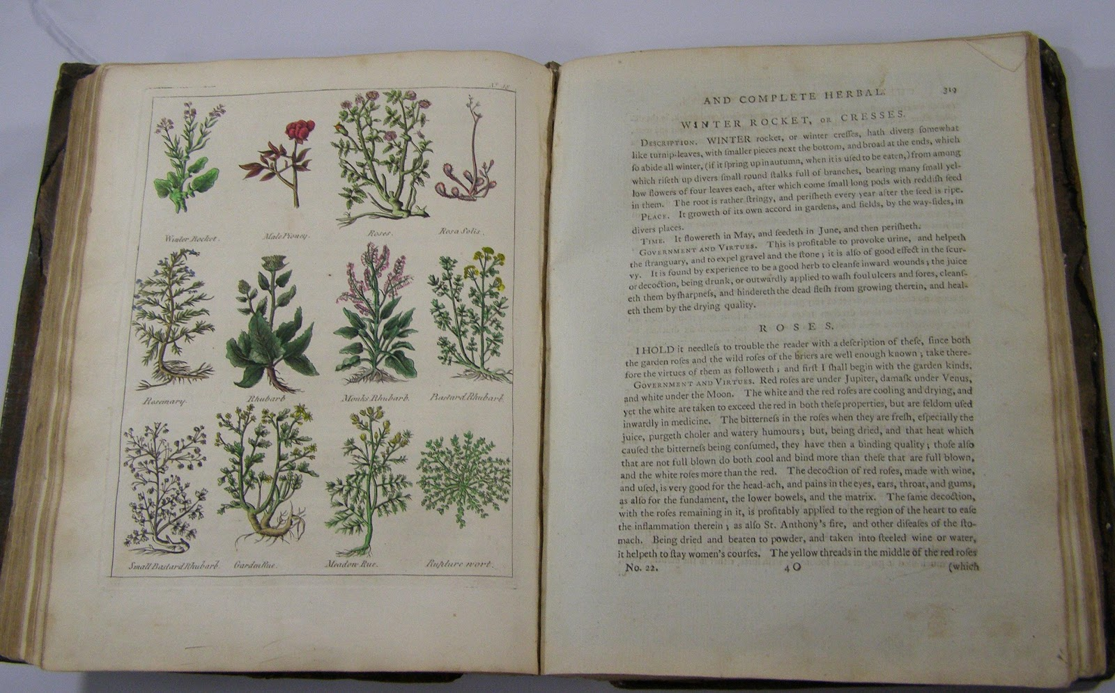 Image result for culpeper's complete herbal