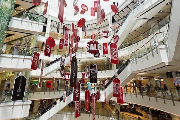 Kinh nghiệm du lịch Thái Lan nhất định phải ghé trung tâm thương mại để mua sắm