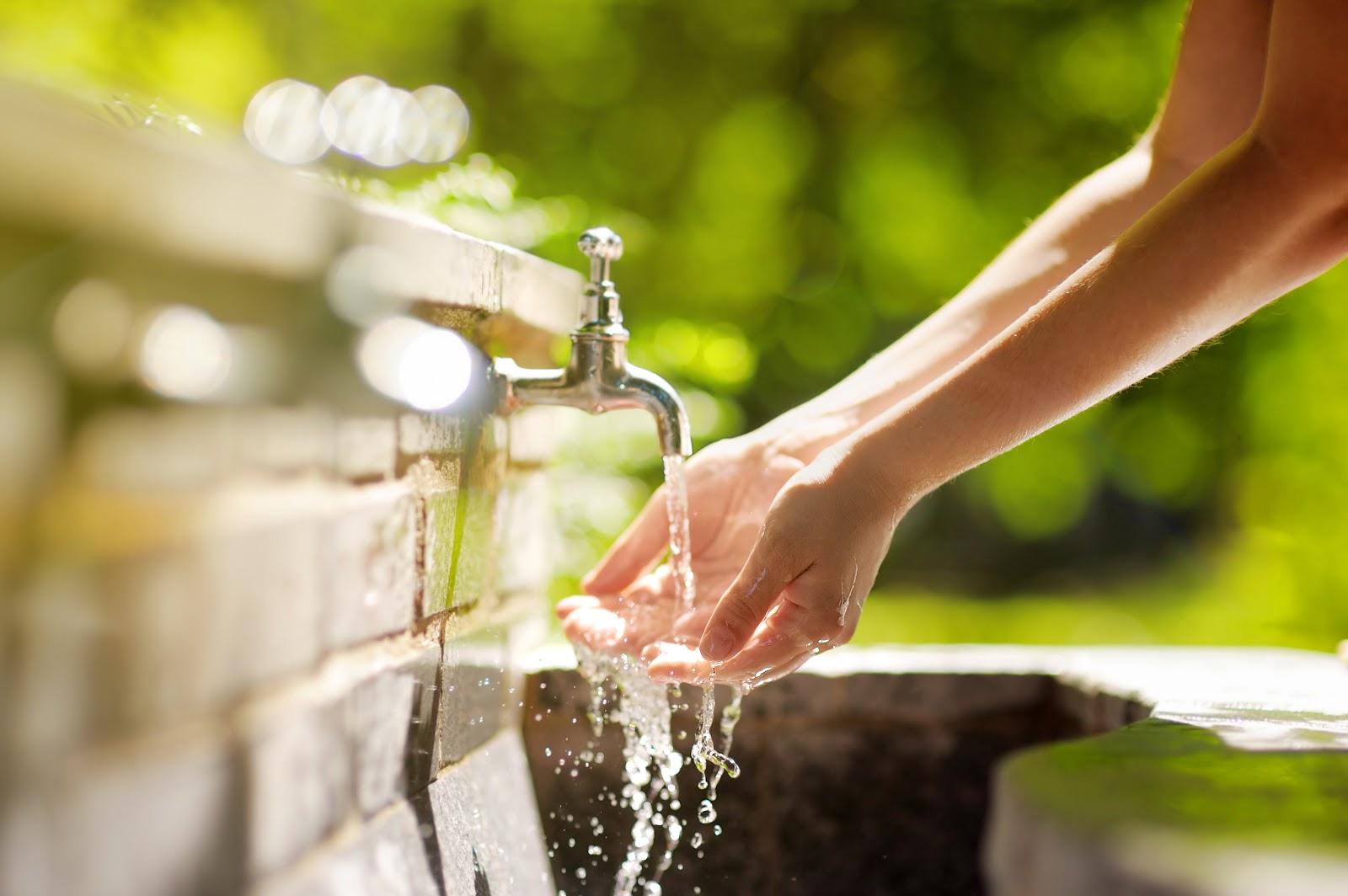 способы очистить воду