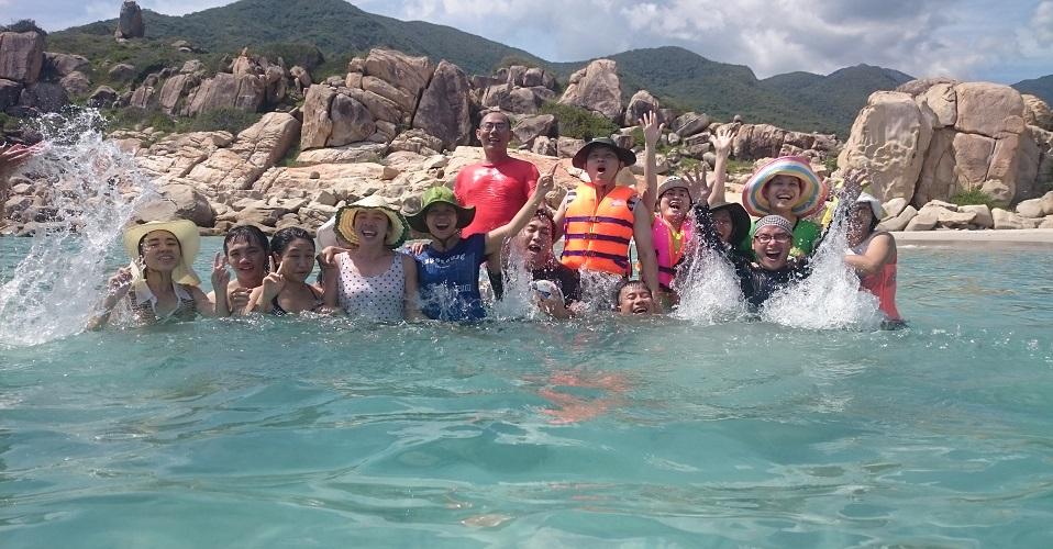 Trải nghiệm tour du lịch tết đảo Bình Hưng sẽ cho bạn những phút giây tuyệt vời nhất bên người thân và gia đình