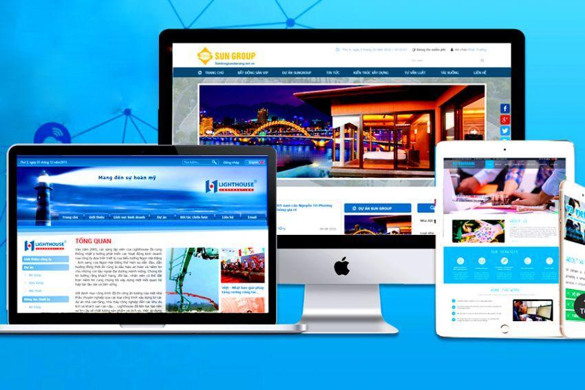 Giao diện web là một yếu tố quan trọng