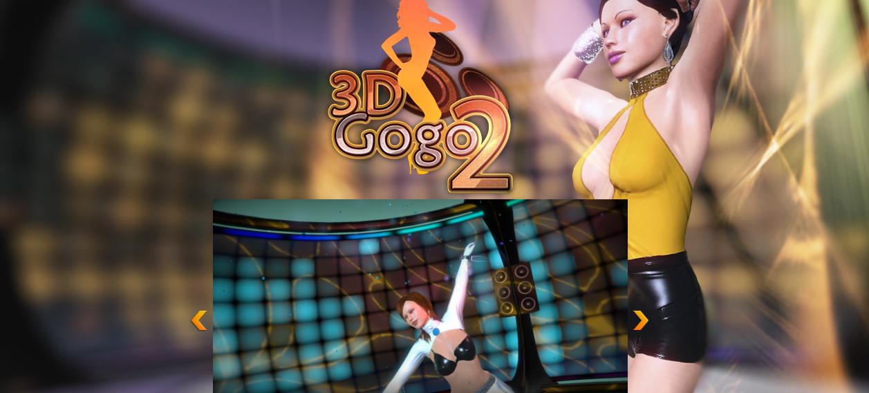 Virtual Stripper Game