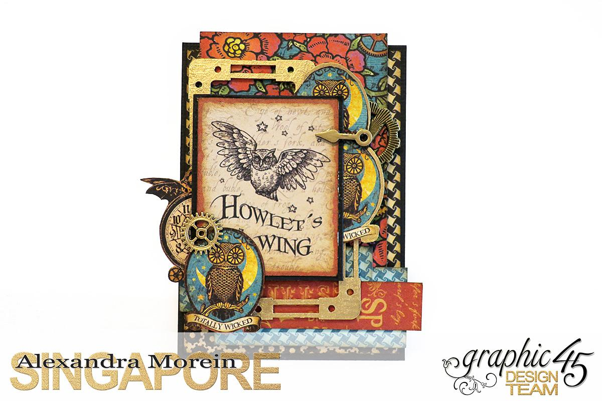 Steampunk Spells Artist Trading Cards, Project by Alexandra Morein, Product by Graphic 45, Photo 5.jpg