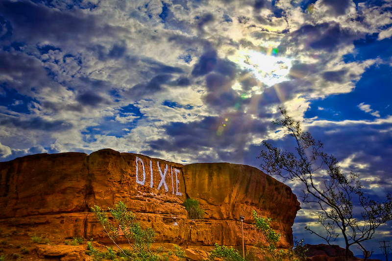 Vist Dixie Rock at St. George