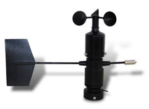 anemometer plate