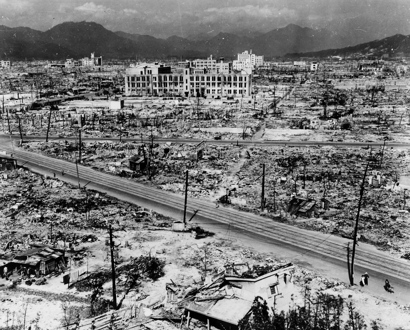 the atomic bombing of hiroshima essay - the bombing of hiroshima on august 6, 1945, a b-29 bomber named enola gay dropped an atomic bomb, little boy on hiroshima, japan hiroshima had been almost eradicated with an estimated 70-80,000 people killed.