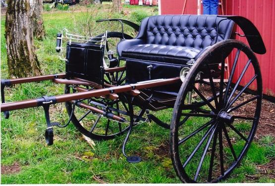 A Labor of Love: Restoring Horse-Drawn Vehicles