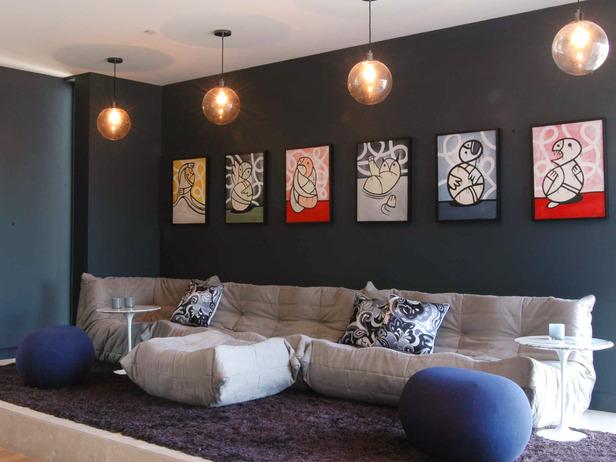 Contemporary Style Wall Decor Ideas