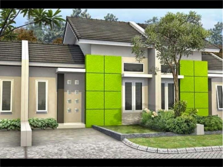 warna cat rumah yang bagus dan cerah