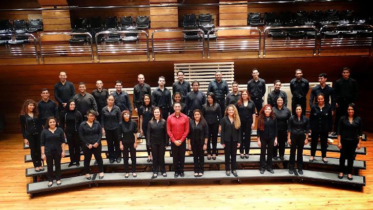 Coro juvenil del conservatorio sim n bol var demostrar su for Conservatorio simon bolivar blog