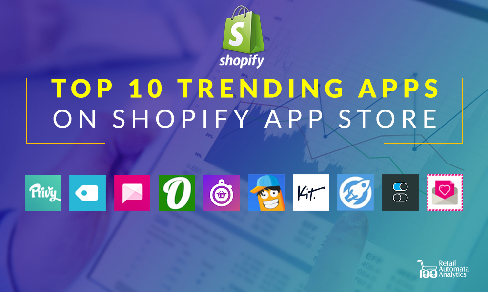 Some common apps on Shopify for Dropshipping