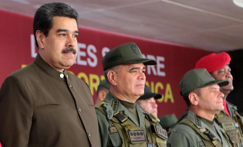Maduro-frontera-venezuela-Colombia-Duque-FARC-militares