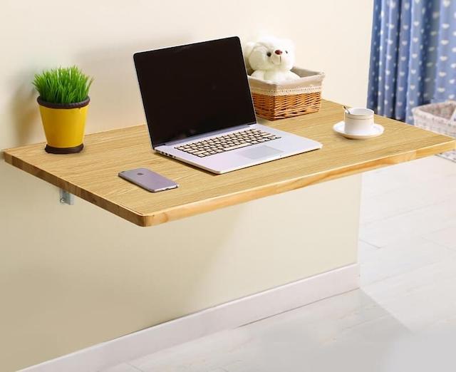 Tìm nơi bán bàn làm việc gấp treo tường cần lưu ý các vấn đề gì?