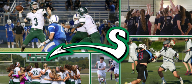 collage of various sports at SOHS