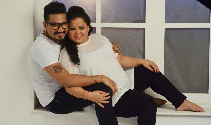Image result for Bharti cute pics with husband