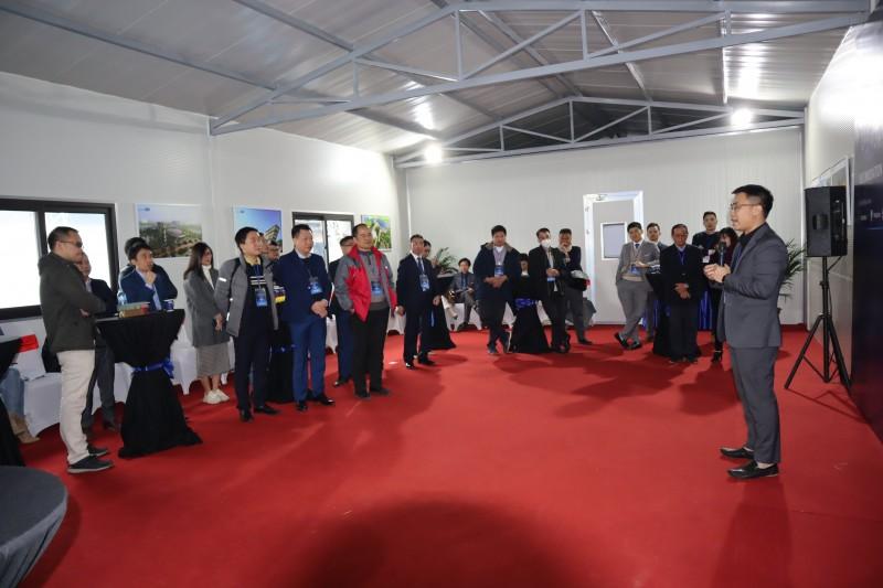 Khởi công Trung tâm Đổi mới sáng tạo quốc gia và Triển lãm quốc tế đổi mới sáng tạo Việt Nam 2021