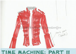 TIME MACHINE: Part II: Adolescence Sketching