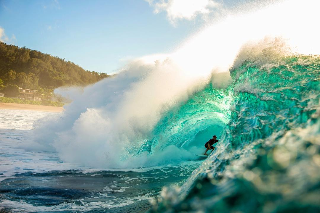 Ehukai Beach Park (Pipeline) - 5 Best North Shore Oahu Beaches