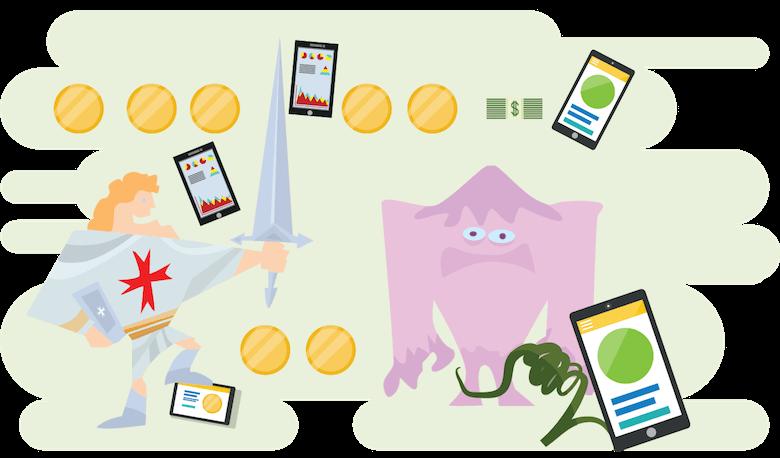 Этапы разработки прибыльного приложения для андроид и иос
