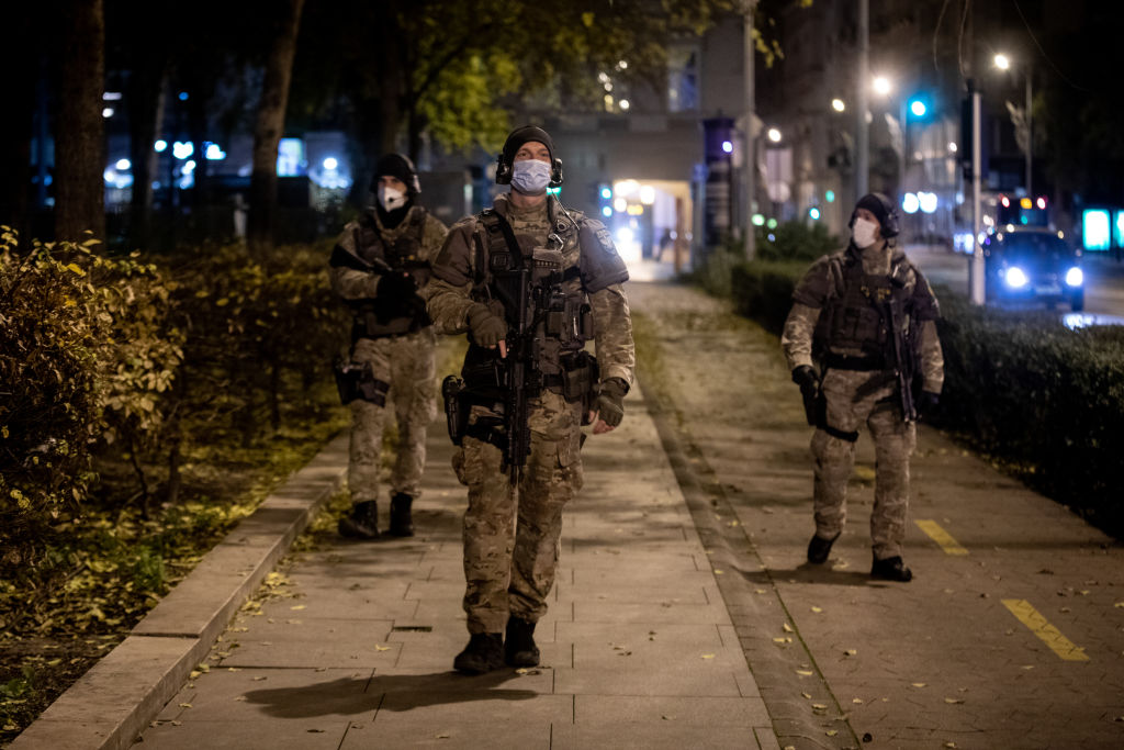 The Hungarian government deployed members of the Counter Terrorism Centre to patrol its streets against its own citizens during a curfew the populous has endured since November. Hungary is a Belt and Road country whose Prime Minister, Viktor Orban, keeps close vaccine diplomacy ties to the Chinese Communist Party.