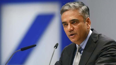 Anshu Jain, Euro Zone, Investment banking, Deutsche Bank