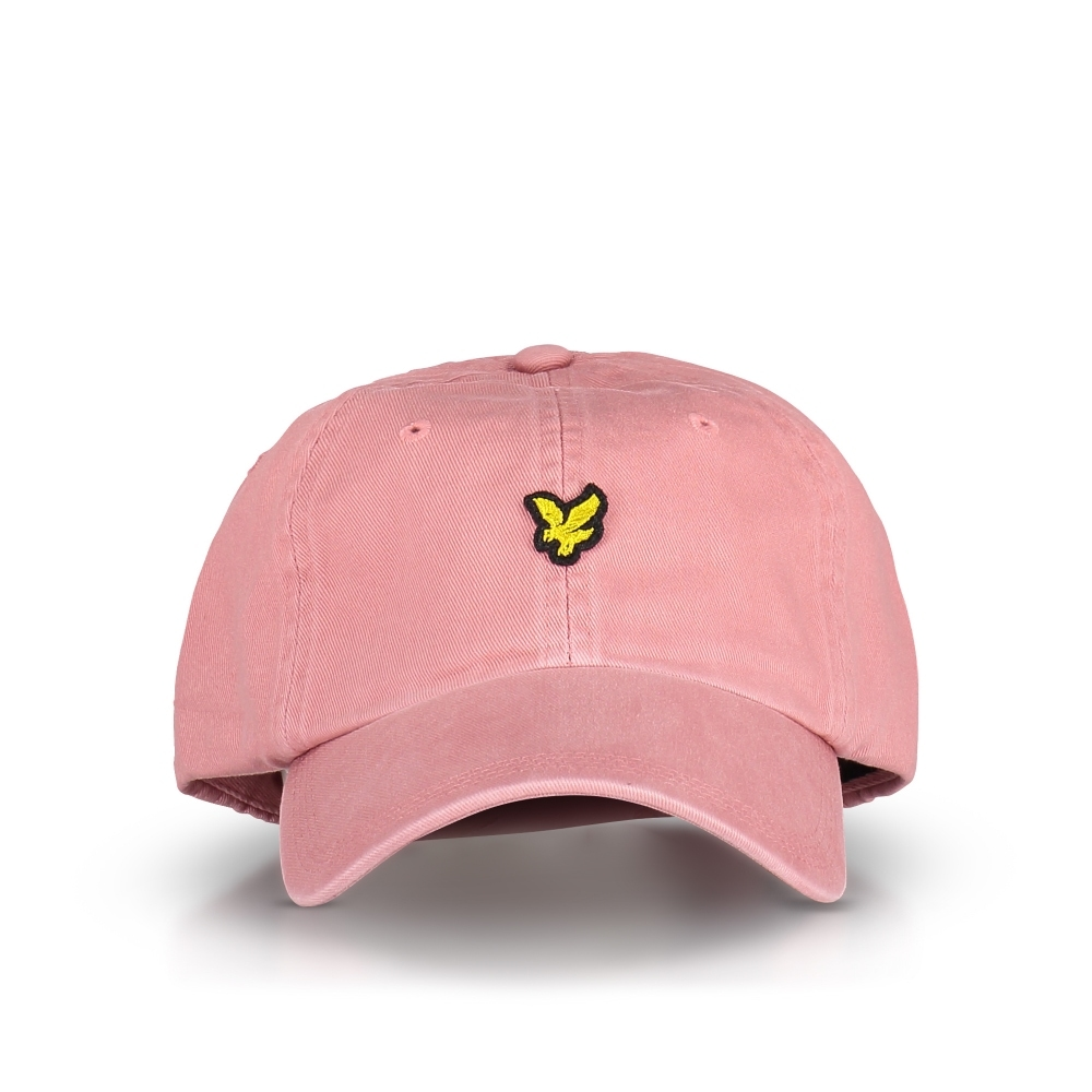 LYLE AND SCOTT Washed Twill Baseball Cap