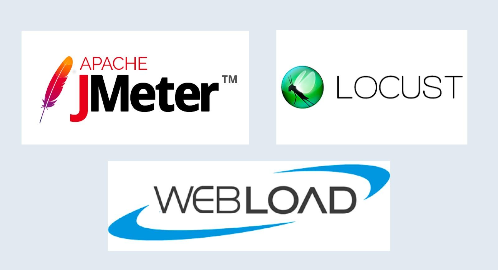 jmeter-locust-webload-performance-testing-tools
