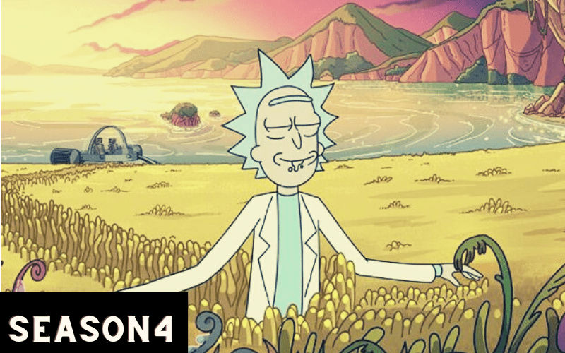 index of rick and morty season 4
