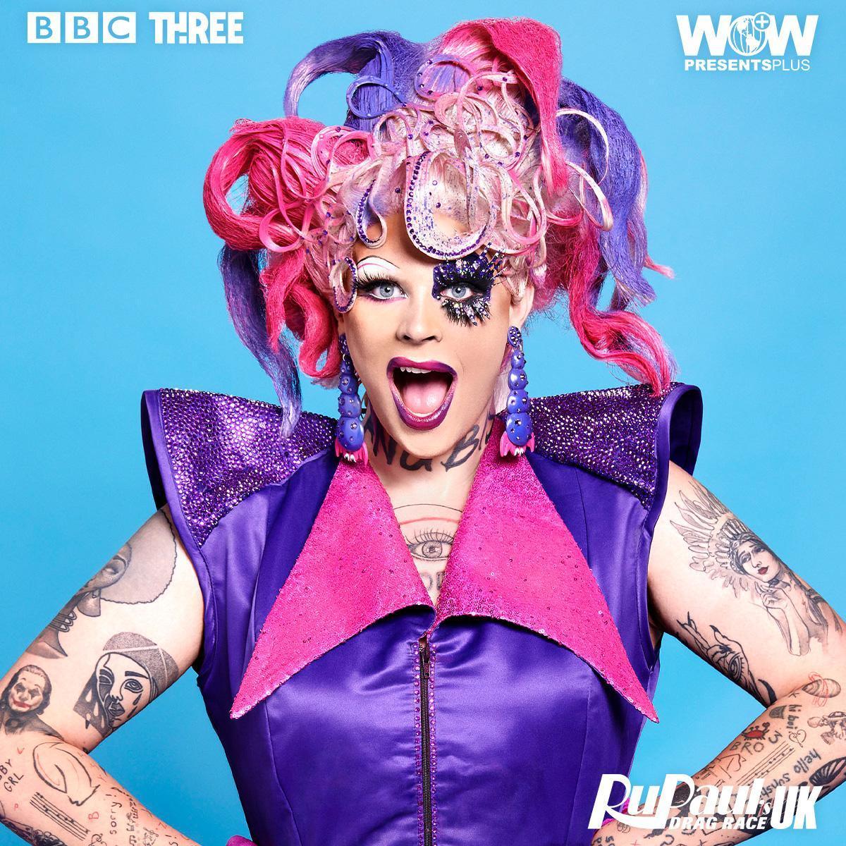 Meet the Queens of RuPaul's Drag Race UK Season 3! 19