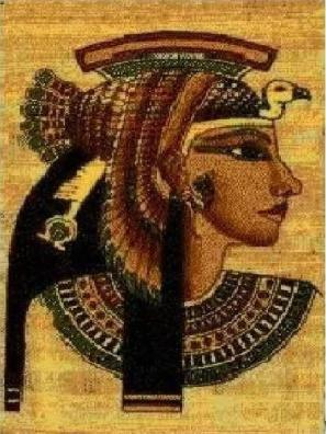 C:\Users\NF\Desktop\CLEOPATRA on Papyrus paint.jpg