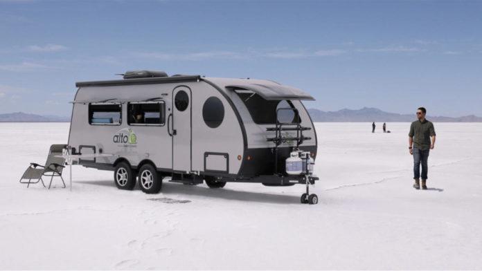 Alto F2414 travel trailer