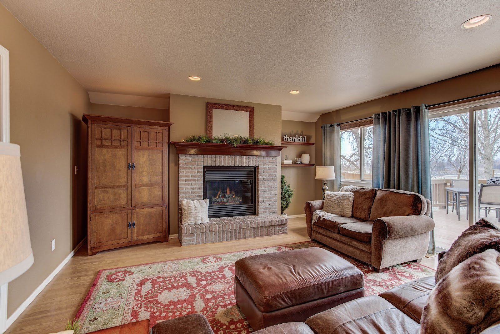 Staging Your Home In The Winter