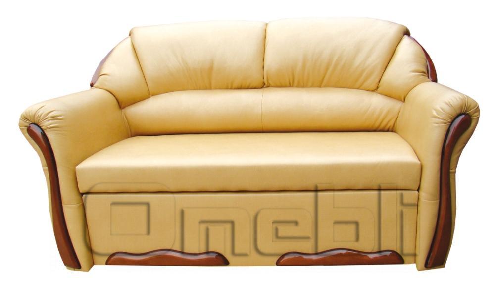 Фото диван с механизмом раскладывания выкатной, Омебли
