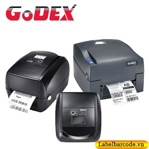 Các dòng máy in mã vạch Godex luôn có sẵn kho tại An Thành