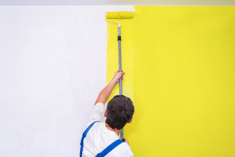 Find Reviews Online for House Painters on Porch