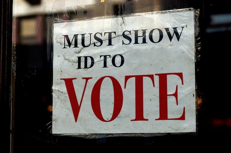 Online Voter ID Verification