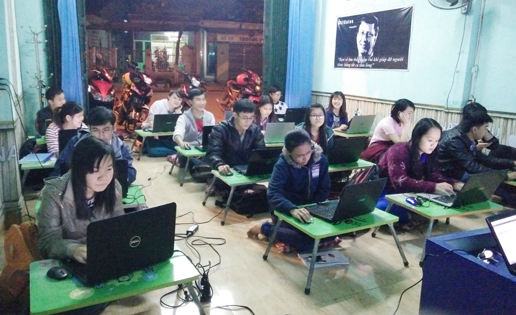 khóa học lập trình php đà nẵng