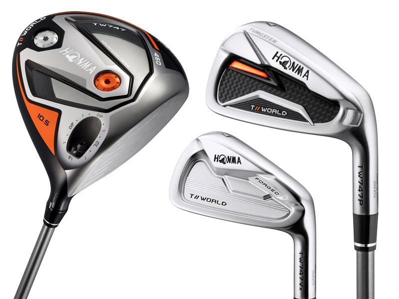 Ưu điểm của dòng gậy Golf Honma Tour World