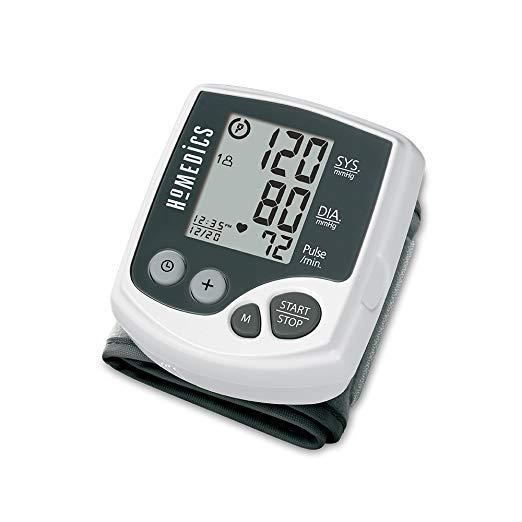 image of HoMedics blood pressure monitor