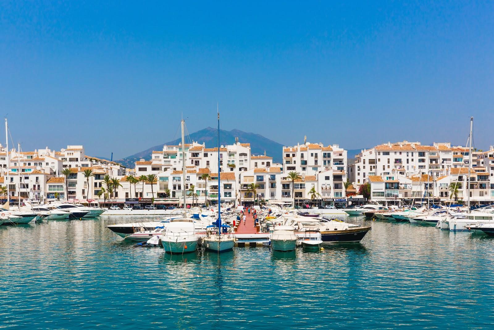 Marbella pueblo de Málaga