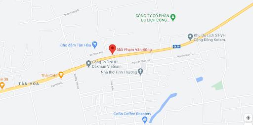 Địa chỉ văn phòng nhà xe Tiến Oanh tại Buôn Ma Thuột