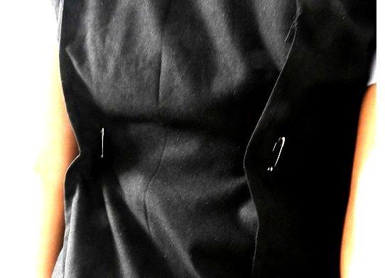 cómo hacer un vestido más pequeño y ajustado
