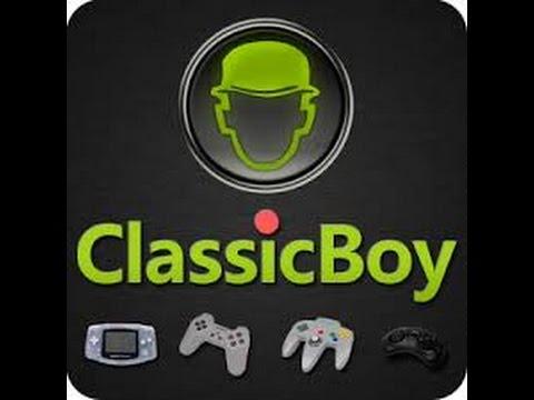 ClassicBoy | Thegamedial