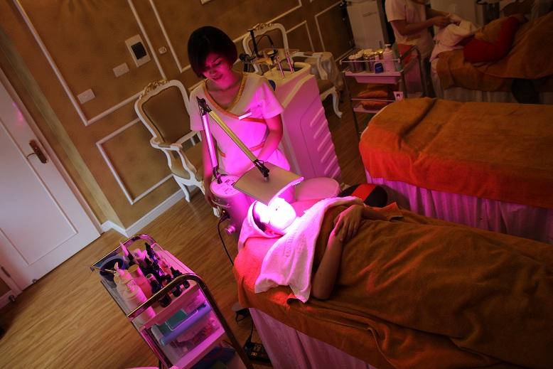 Đèn led là một bước đột phá lớn cho ngành y học thẩm mỹ