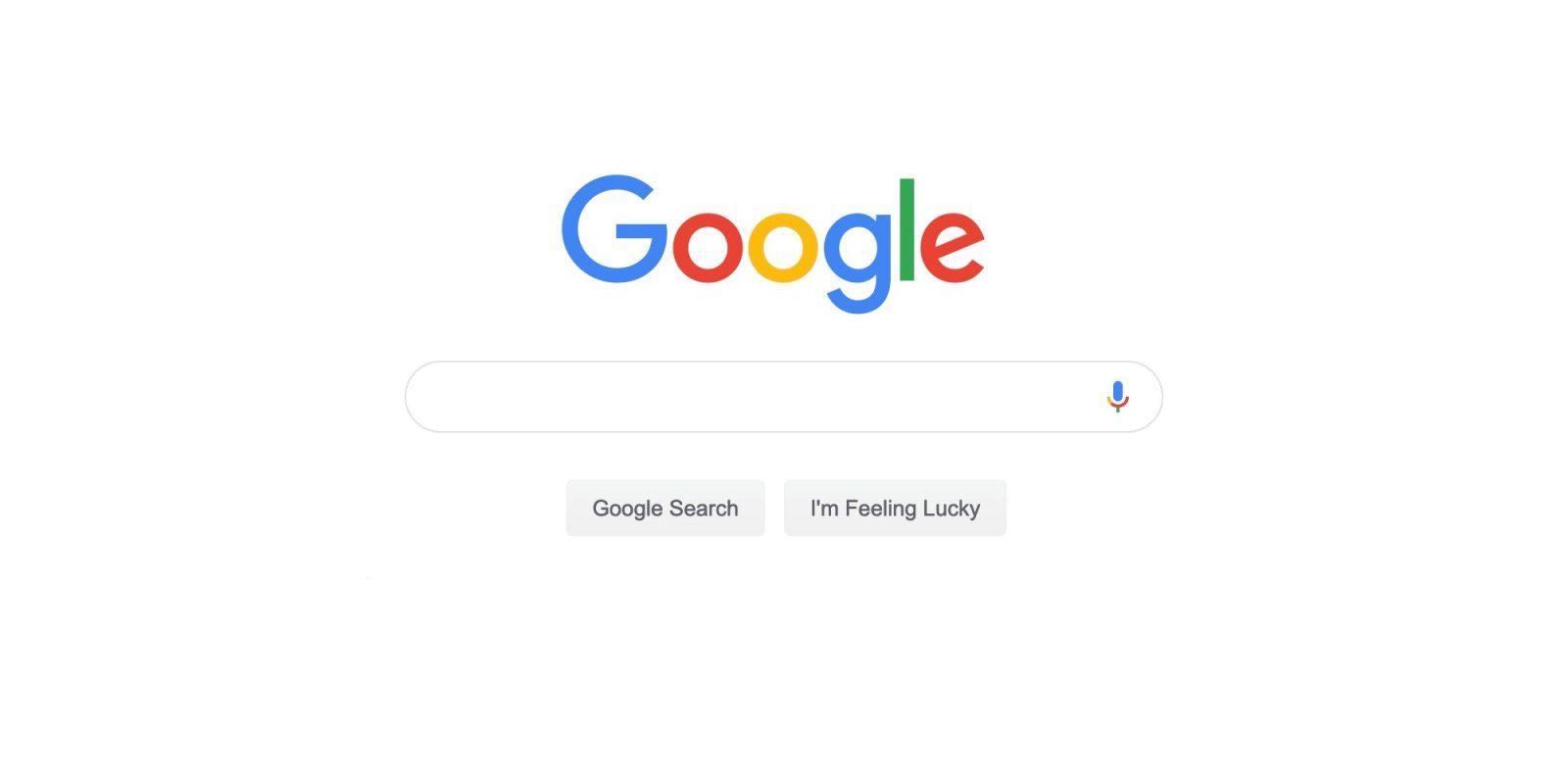 Google Search Engine Image